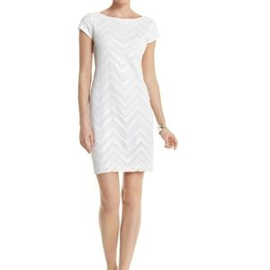 WHBM SEQUIN DRESS (Can be worn 2 ways)